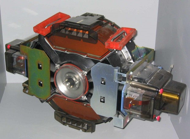 IBM Hard Drive Assembly (HDA) unit for the 3380 series, first announced in June 1980.