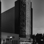 """Paramount Theatre, Oakland, 2010"" by David Fenton"