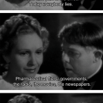 """Everybody lies"" - 'The Rule of the Game' by Jean Renoir, 1939"