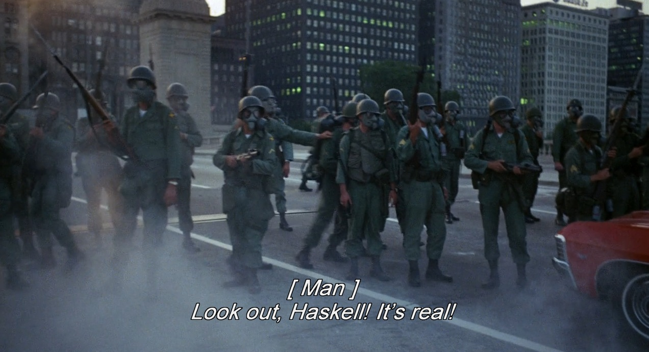 Medium Cool' by Haskell Wexler, 1969