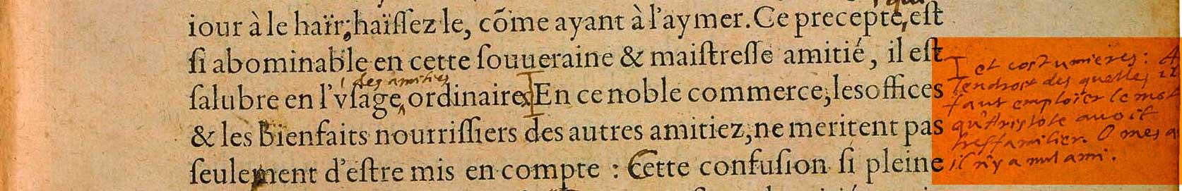 Essais ( Michel de Montaigne ) : Des cannibales (chapitre XXXI du ...