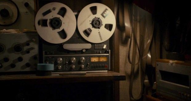 Frame from 'Berberian Sound Studio' by Peter Strickland, 2012