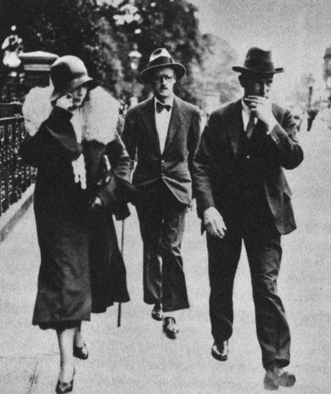June 16, 1904: James Joyce Meets Nora Barnacle