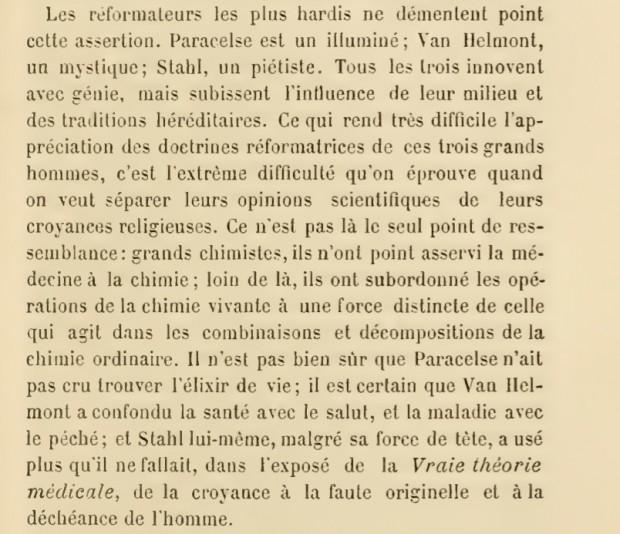 Screenshot of page 311 in 'Histoire de la médecine d'Hippocrate à Broussais et ses successeurs' by Joseph-Michel Guardia (Paris: Douin, 1884). Retrieved from the Internet Archive.