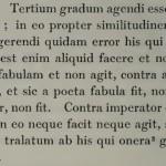 Varro's explanation in Latin, from the same bilingual edition translated by Roland G. Kent (Cambridge: Harvard University Press, 1938, Liber VI, Capp. XVIII, §77, p. 244).