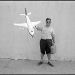 Men with planes: Bruce Gilden, Alec Soth