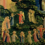 Fra Angelico's 'The Last Judgment' and the caròla of the saints