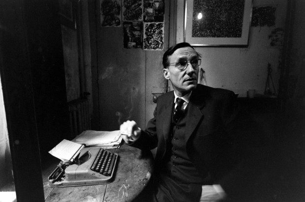 William Burroughs, Paris, 1959