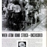 70 years ago: atomic bombing of Hiroshima